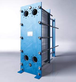 Intercambiadores de calor tipo placa tranter influcon - Placas de calor ...